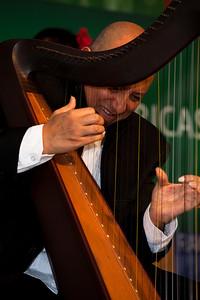 Carlos Rojas Hernández of Grupo Cimarrón de Colombia