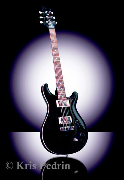 Black Paul Reed Smith