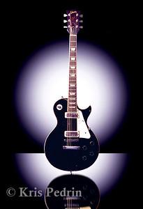 Black Les Paul, Front