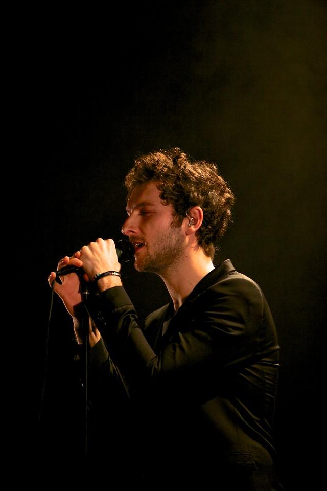 AaRON en concert à Cannes