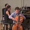 Sonata for Piano and Cello in E minor Sam Shahar