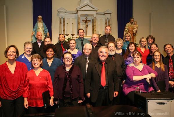 MusicWorks-Sonoma Christmas 2012