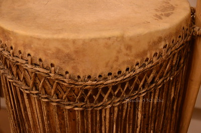 Leather top drum 4530