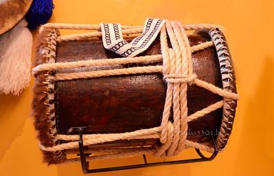 Drum w ropes 4593