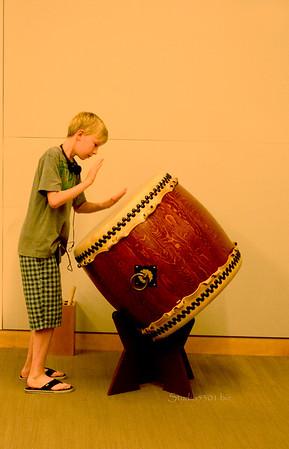 Drummer boy 4326