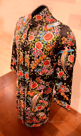 Flowered Robe 4407