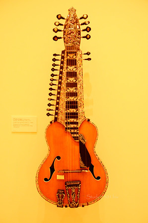 Chaturangui guitar W Bengal India 4434
