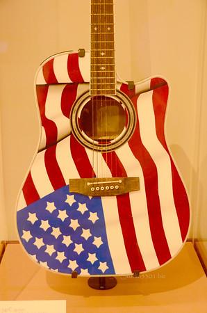 Flag guitar 4430