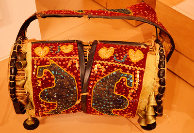 beaded bag instrument 4518
