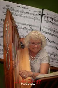 Lara's Theme, Harpist, #6346