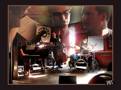 A moment at the REX on Queen Street May 25.10 featuring John Maharaj  on Bass, Morgan Childs on Drums and Amanda Tosoff on piano ...