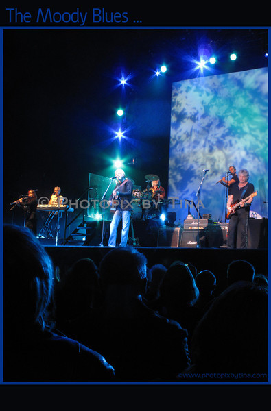 An Evening with The Moody Blues ...<br /> Molson Canadian Amphitheatre, Toronto<br /> September 23, 2011