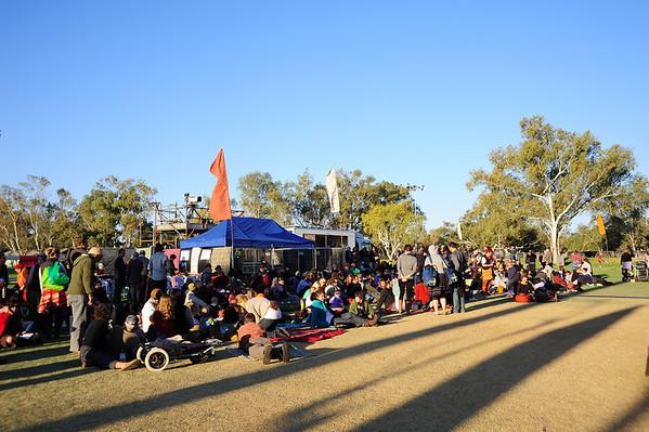 Big Sky Country. Alice Springs 11.09.11.