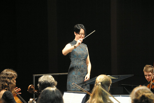Katie Betts and DSO – Beethoven on the Beat, 9.04.11.