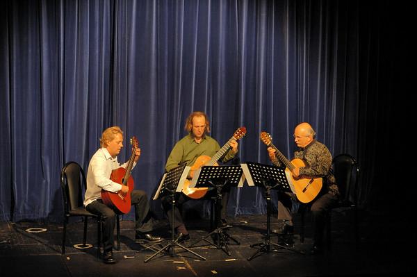 Stephan Bulmer, Fundraising Concert