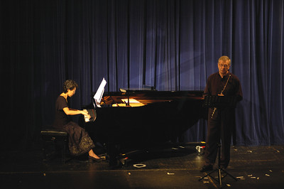 Chen Hui and Janusz Kwasny, Fundraising Concert