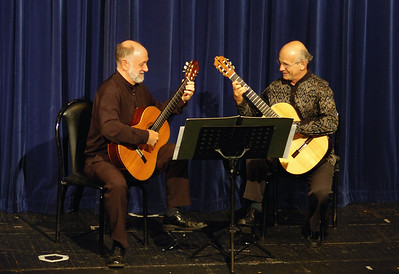 Adrian Walter and Stephan Bulmer, Fundraising Concert