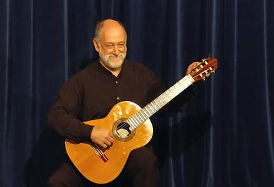 Adrian Walter, Fundraising Concert