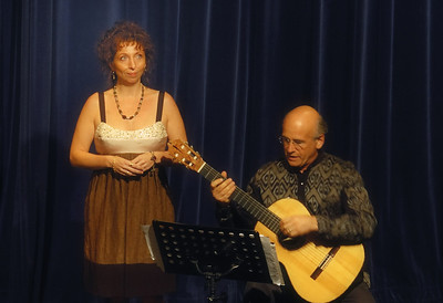 Vivienne Tooms and Stephan Bulmer, Fundraising Concert