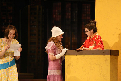 Thoroughly Modern Millie Tuesday 2012