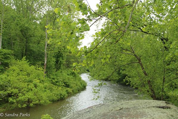 Moorman's River,  Sunday morning