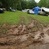 Saturday morning mud