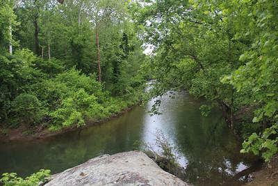 Moorman's River
