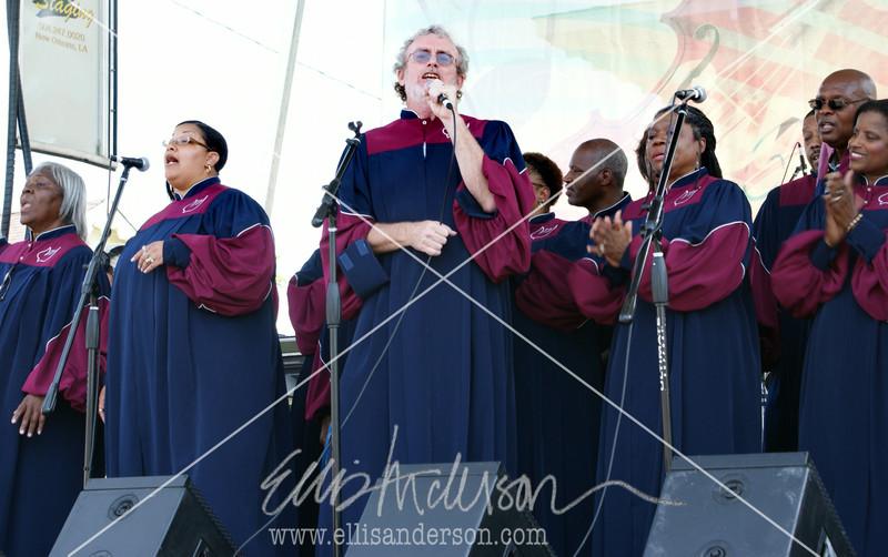 St  Rose de Lima choir 3481