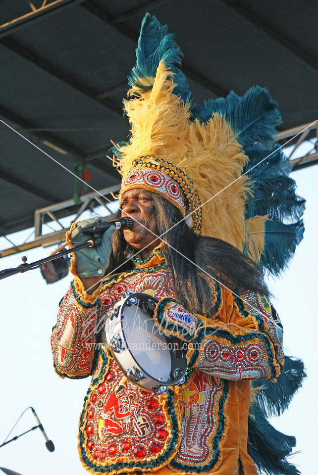 VOW Big Chief Monk Beaudreaux 4988