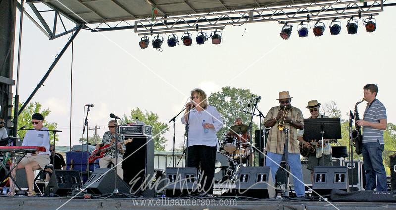 Pat Murphy band 3254