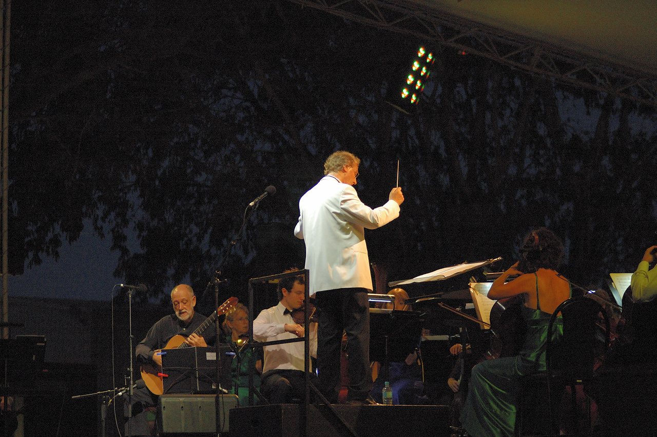 Adrian Walter and DSO – Music at the Movies, 31 August 2008