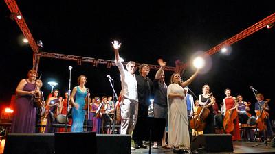 Opera Gala. Darwin Waterfront Precinct, May 2015
