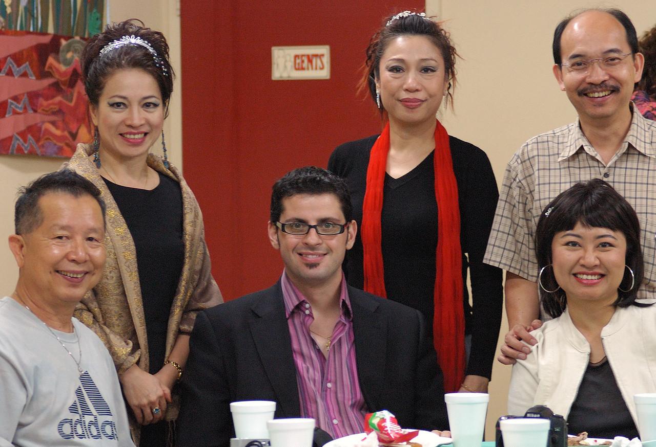 Dimitri Kopanakis and The Australian Darwin Cantonese Opera Association, Pine Creek 10 August 2008