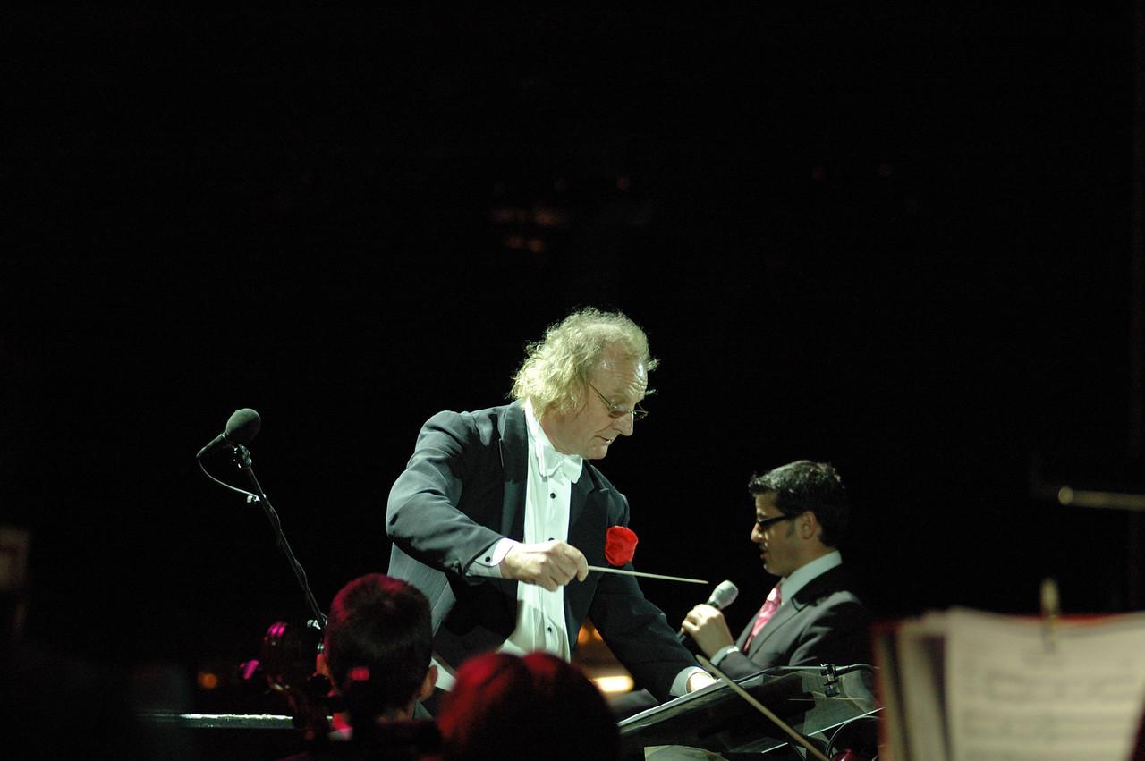 Dimitri Kopanakis and Martin Jarvis, Symphony by the Sea 21 June 2008