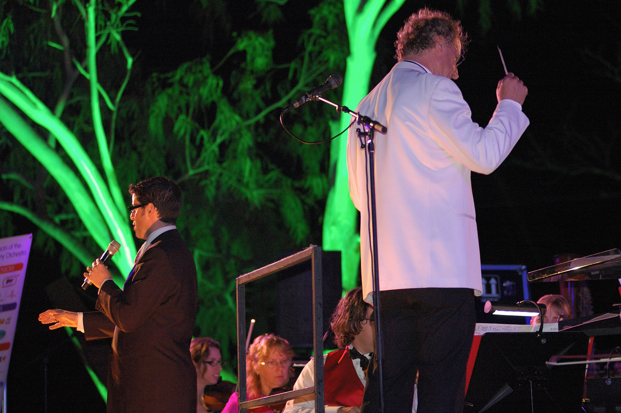 Dimitri Kopanakis and Martin Jarvis, Pine Creek 10 August 2008