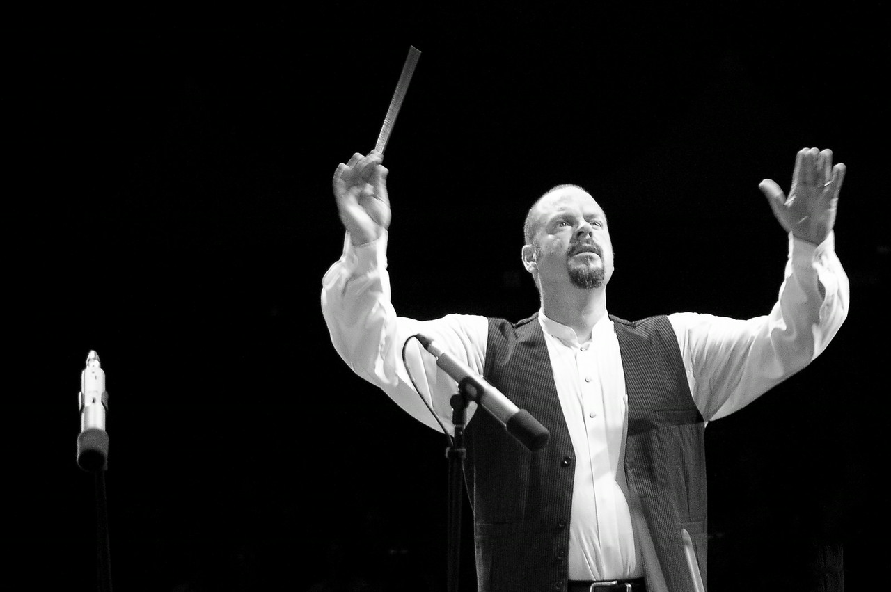 Leif Sundstrup - Artistic Director & Chief Conductor of the DSO 2010–2013