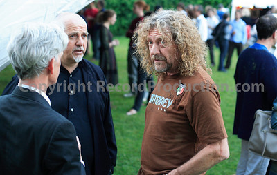 Peter Gabriel and Robert Plant - www.RecordProduction.com