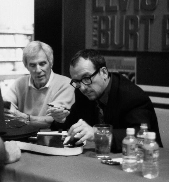Burt Bacharach and Elvis Costello - Manhattan, 1998