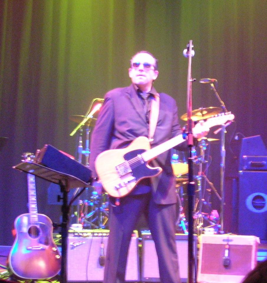 Elvis Costello (May 2007, Washington DC)