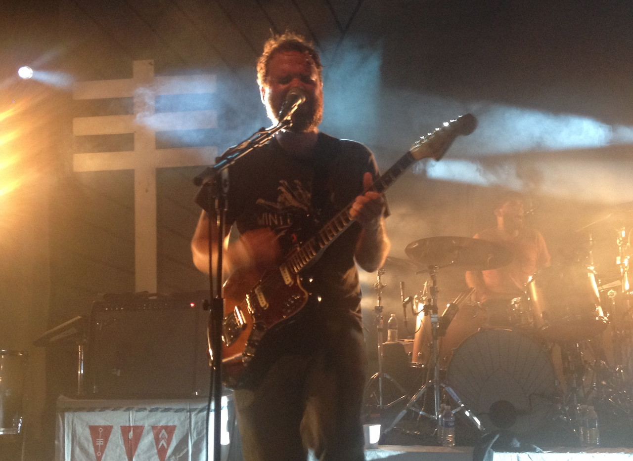 Frightened Rabbit - 9:30 Club, 10/29/13