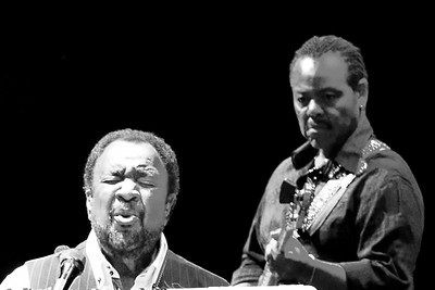 George Duke, Freddy Washington