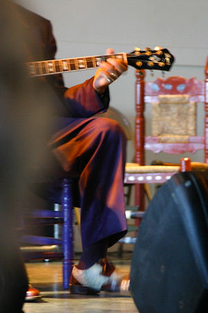 Robert Belfor, Sunflower Blues and Gospel Festival, Clarksdale, MS 2007