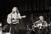 Emmylou Harris and Doc Watson at Merlfest.