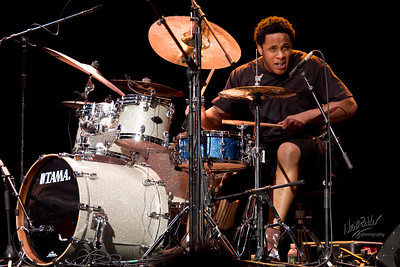 Ronald Bruner Jr., one of the best drummers in the world