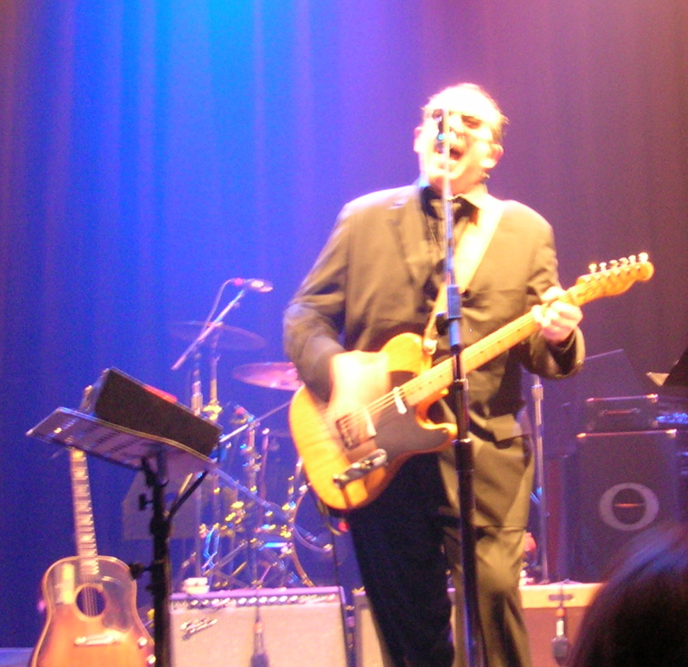 Elvis Costello (May 2007, Washington DC)