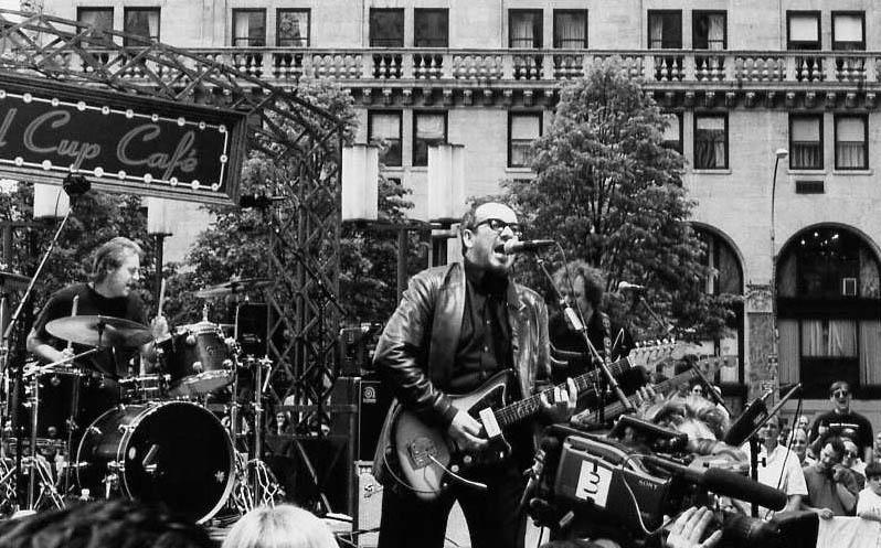 Elvis Costello (New York City, 2002)