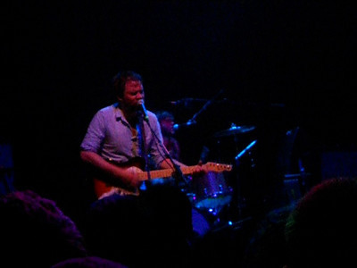 Frightened Rabbit - 9:30 Club, Washington DC, 11/1/10