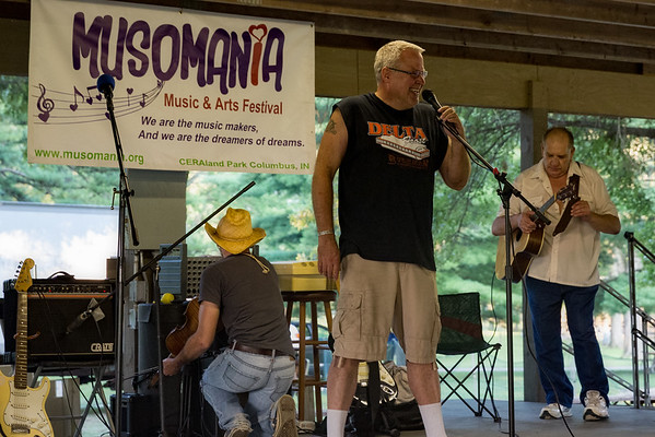 August 4, 2016 day one of Musomania at Ceraland Park in Columbus, Indiana. ©Vasquez Photography