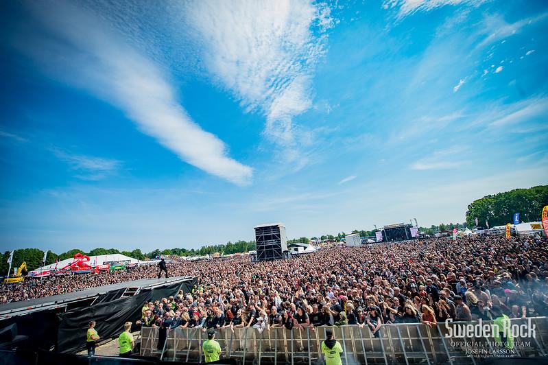 Mustasch - Sweden Rock 2017