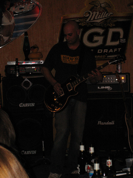 Boojum live on stage at Lisapalooza Fall 2008
